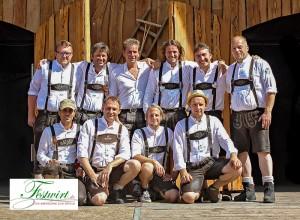 fraenkische volksfestwirte