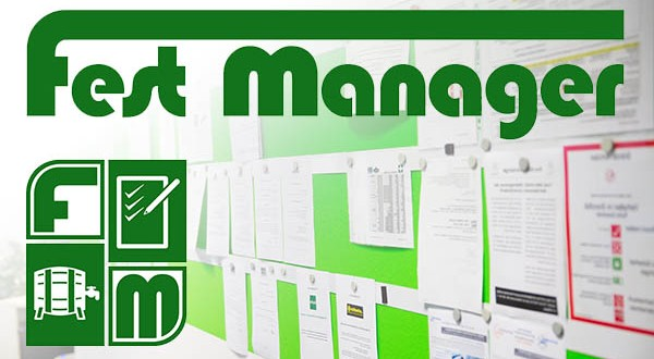 festmanager software programm