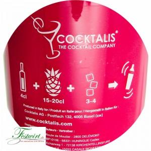 cocktalis cocktails premix