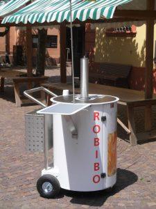 ROBIBO Rollender Bierboy